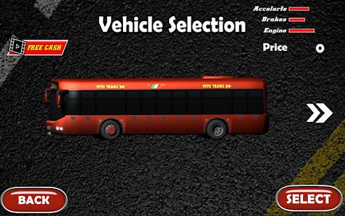 3D Bus Driving Sim - náhled