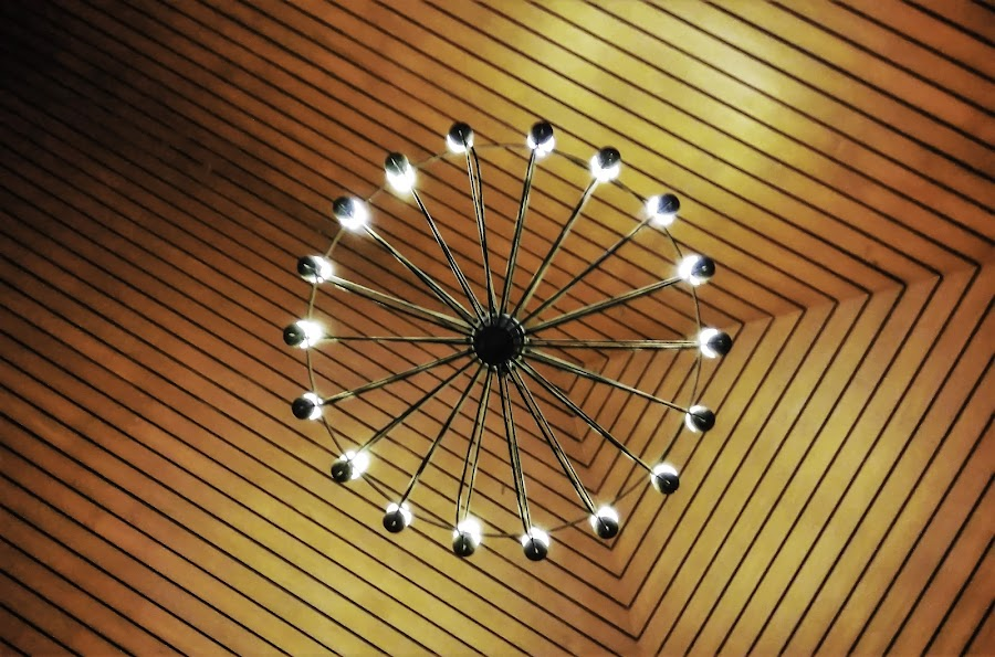 Abstract.. by Anoop Namboothiri - Abstract Patterns ( abstract, pattern, ceiling, anoop namboothiri, light,  )