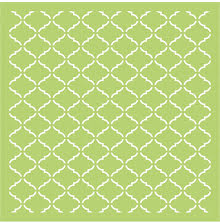 Kaisercraft Designer Template 6X6 - Lattice