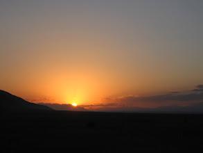 Photo: Alay Valley, sunrise