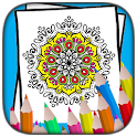 ColorFly | Mandala Coloring Book icon