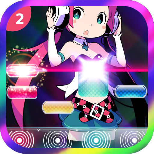 JpopKpop music game:GROOVE TAP 街機 App LOGO-硬是要APP
