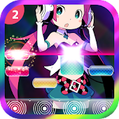 JpopKpop music game:GROOVE TAP