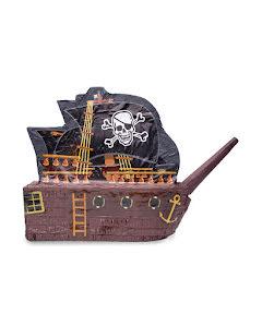 Pinata, Piratskepp