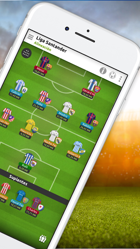futmondo - Soccer Manager apkpoly screenshots 2