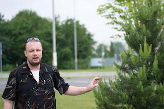 Photo: Terénní cvičení z botaniky v Poodří (středa 6. červen 2012).