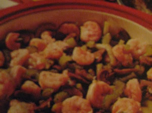 Shrimp & Mushroom W/rice