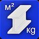Metal Calculator. Steel Weight & Paint Area