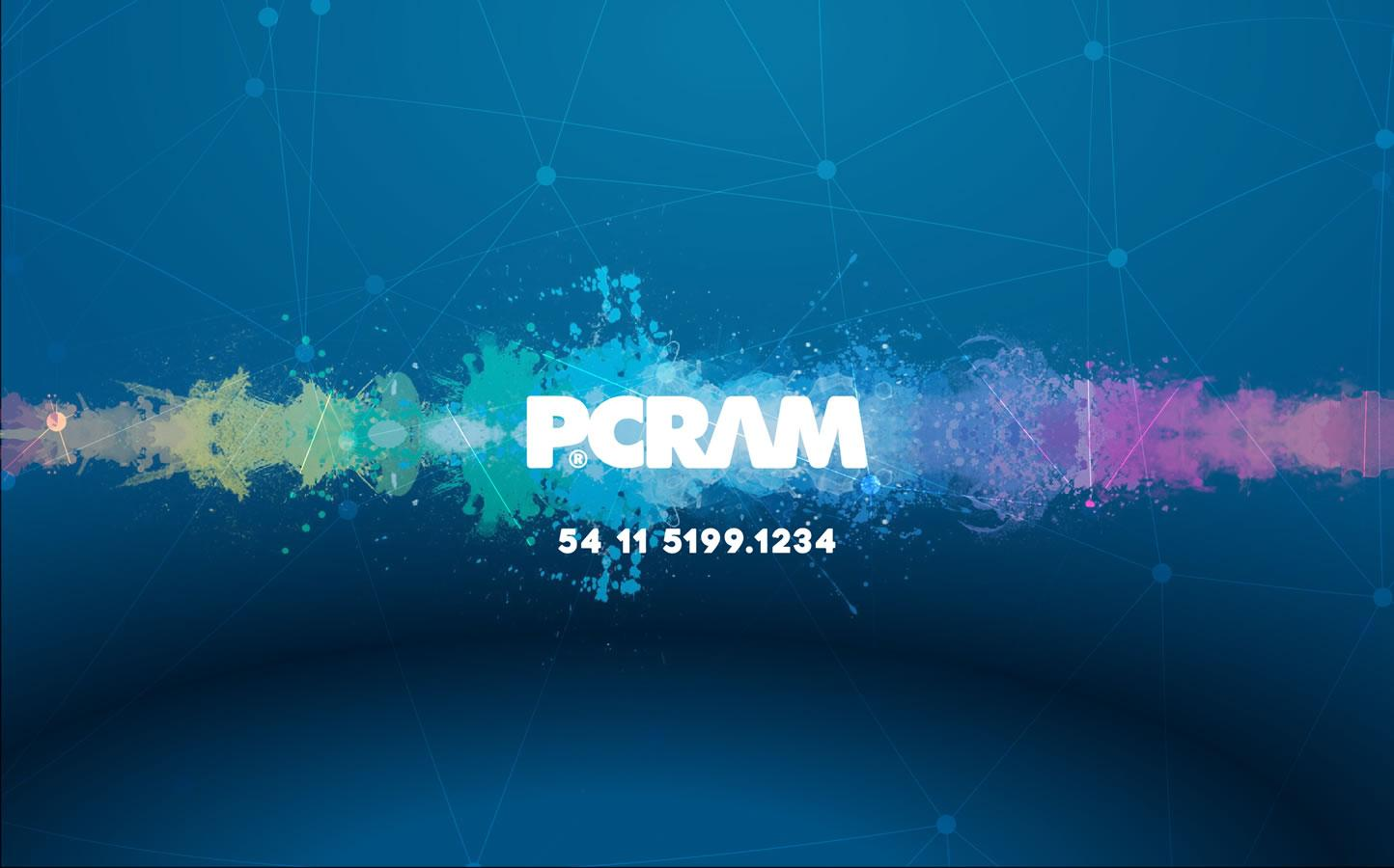 PCRAM- screenshot