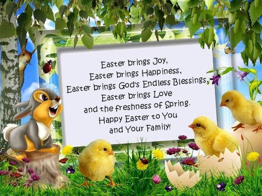 Easter 2018 - Wishes And Quotes