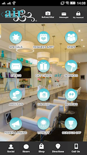 Air Salon & Blow Dry Bar- screenshot thumbnail