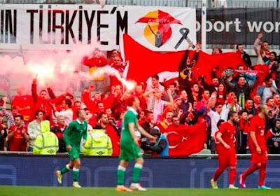 Ozan Tufan offre joliment la victoire à la Turquie