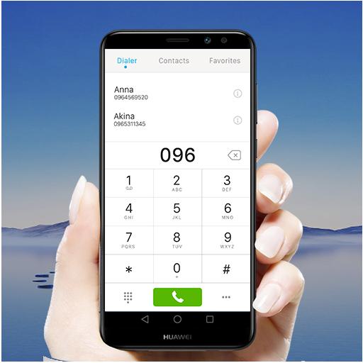 Contact for Huawei - Miui 11 Theme for Huawei p20 1 0 +