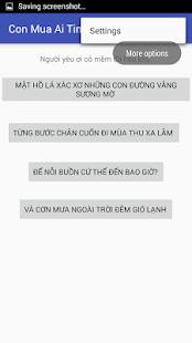 Con Mua Ai Tinh - náhled