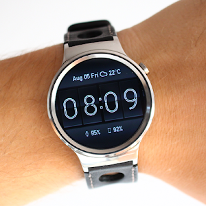 Flip Clock Watch Face v2.3.0.6