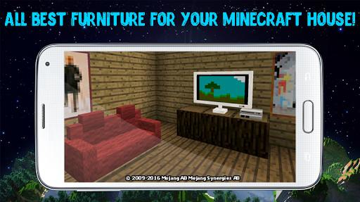 Furniture mods for Minecraft 2.3.28 screenshots 7