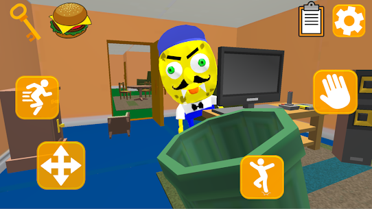 Sponge Neighbor Escape 3D App Download For Android and iPhone 7