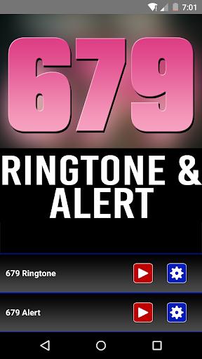 679 Ringtone and Alert