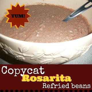 Homemade Refried Beans to Rival Rosarita