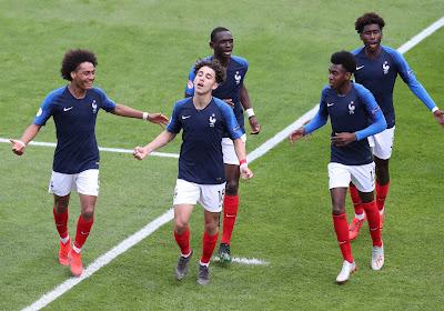 U17 : la France bat les Pays-Bas pour le bronze