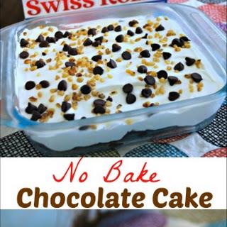 Chocolate No Bake Cake