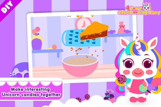 Pony Cake Cooking Diary-kitchon food cooking games 1.0.1 de.gamequotes.net 2