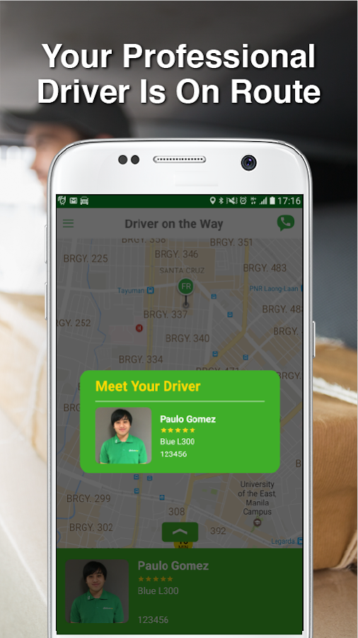 Deliveree - Delivery Services- screenshot