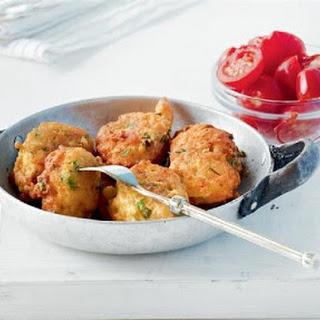 Fried Chickpeas Balls Recipe