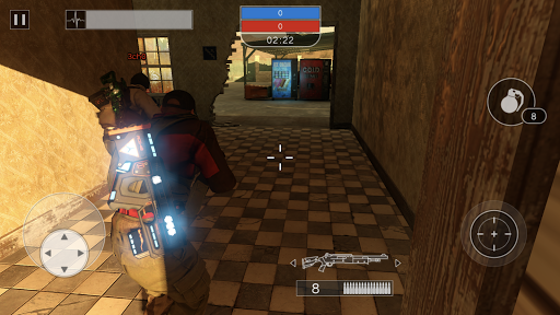 Afterpulse: action tps war game apktram screenshots 4