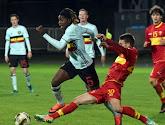 Belgisch belofteninternational Joris Kayembe eindelijk opnieuw in de selectie