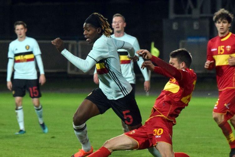 Un ex-espoir du football belge sur le retour?