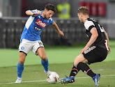 Dries Mertens et Naples remportent la Coupe d'Italie face à la Juventus !