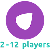 12 orbits • local multiplayer 2,3,4,5...12 players