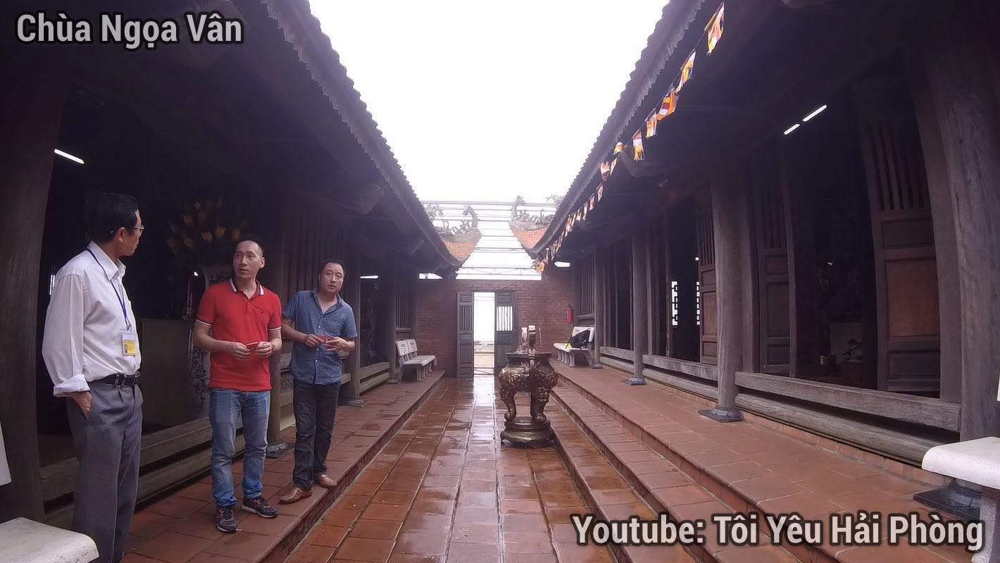 Khám phá Chùa Ngọa Vân (Quảng Ninh) Miền đất Phật 12