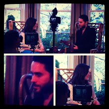 Photo: During Interview with Facebook Crew