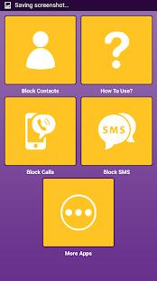 Call Blocker screenshot