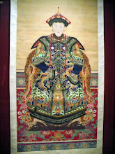 Photo: Portrait of a Manchu Noblewoman, probably 19th century, Qing dynasty.  