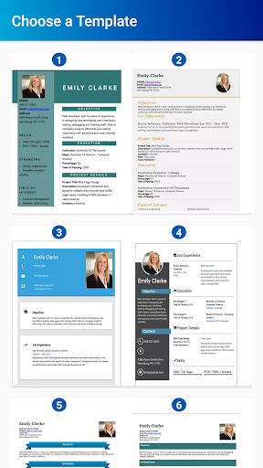 Download Resume Builder 2020 Free Cv Maker On Pc Mac With
