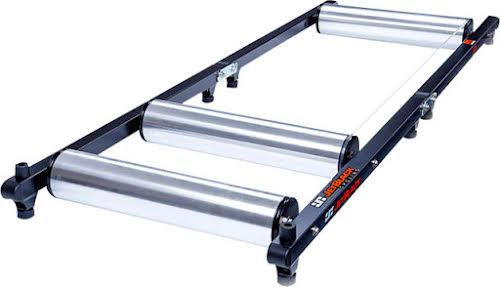 Jet Black R1 Aluminum Rollers