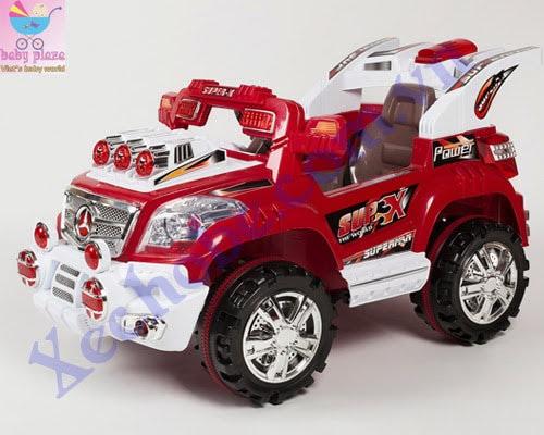 Xe hơi điện cho bé A032 1