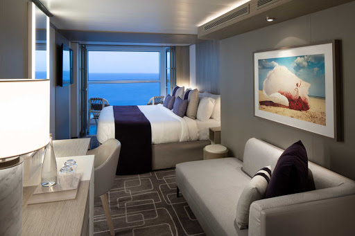 celebrity-edge-Concierge-Class.jpg - Concierge Class passengers get special boarding, priority seating at onboard restaurants and in-room amenities on Celebrity Edge class ships.