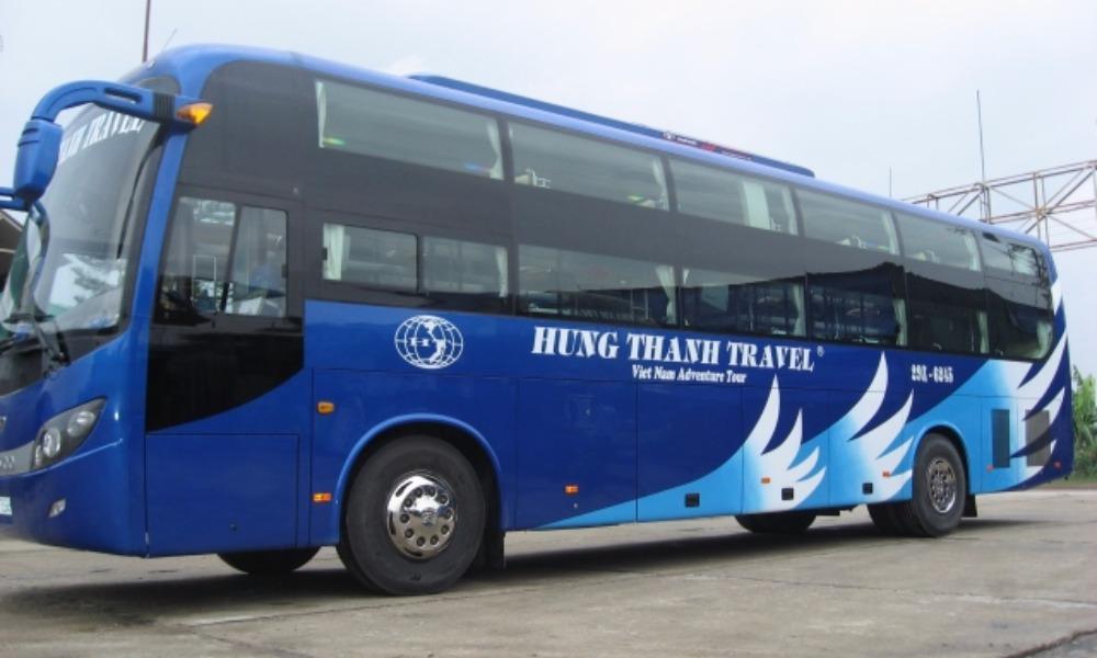 Xe Hưng Thành từ Hà Nội đi Hà Giang