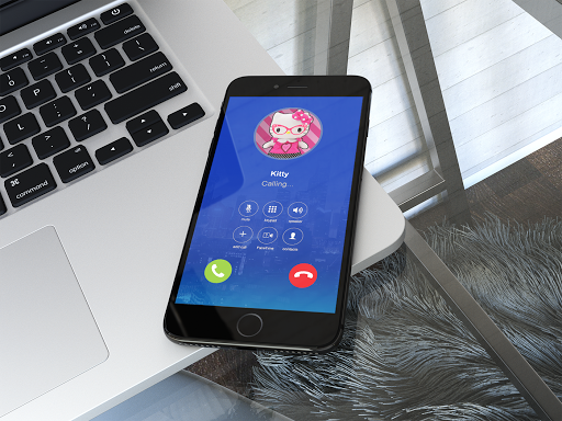 Hello Call from kitty Prank Games for Girls for PC