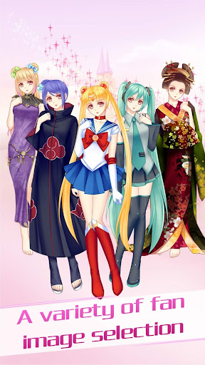 Code Triche Marry me dress up APK MOD screenshots 4
