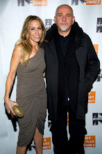 Photo: Host Peter Gabriel, right, and Sheryl Crow attend the 6th Annual Focus for Change: Benefit Dinner and Concert in support of the human rights group Witness, in New York, Thursday, Dec. 2, 2010. (AP Photo/Charles Sykes)
