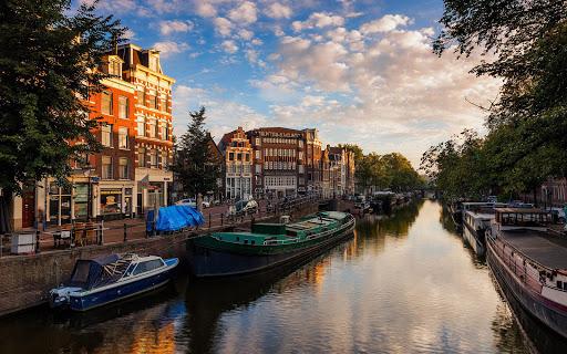 玩免費個人化APP|下載Amsterdam Live Wallpaper app不用錢|硬是要APP