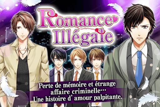 Romance Illu00e9gale - Otome games(jeux) en franu00e7ais 1.2.1 de.gamequotes.net 3
