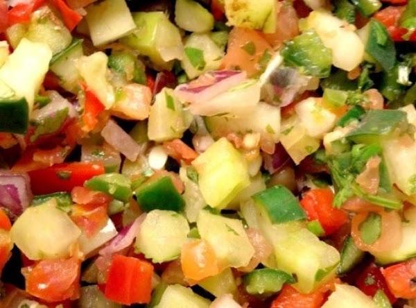 Sunshot Salsa Recipe