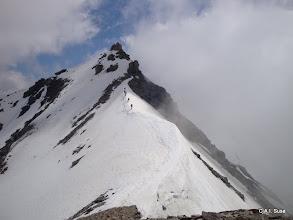Photo: La cresta verso Punta Lamet