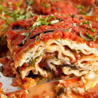 Lasagna Without Cheese Recipes